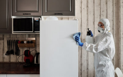 4 Reasons to Have Your House Deep-Cleaned Before Moving Out