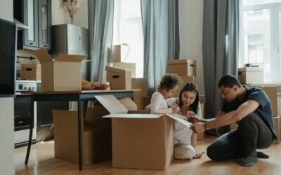 First-Time Homeowner's Guide to Moving Into a New Home